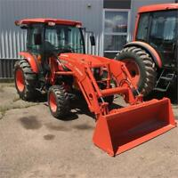 KUBOTA L4760 Tractor with Loader Moncton New Brunswick Preview