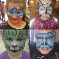 Face Painting $75.00/hr