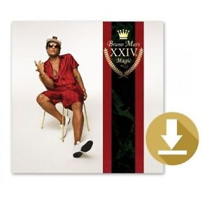 Two Tickets for Bruno Mars - July 30