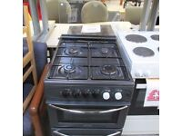 ***BELLING GREY GAS COOKER/50 CMS WIDE/GREAT CONDITION/TOP WORKING ORDER/FREE SAMEDAY DELIVERY***