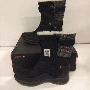 BRAND NEW Merrell Eventyr Mid North Ladies Boots Size 9.5