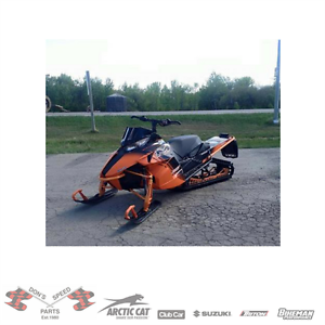 PRE-OWNED 2014 M 8000 162 SNO PRO LTD E.S  @ DON'S SPEED PARTS