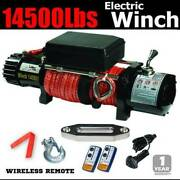 14500lbs 7.25ton Electric Winch with Remote 12v Willetton Canning Area Preview