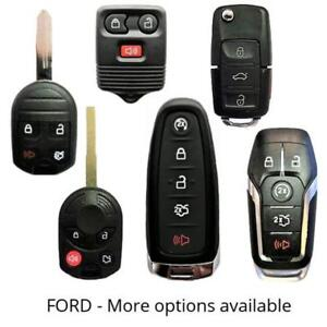 Ford  Car Truck Keys and Remotes - We Supply, Cut & Program!