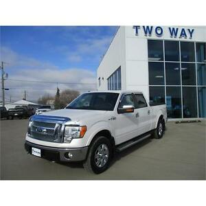 2010 Ford F-150 Lariat Supercrew 4x4