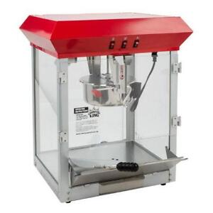 POPCORN MACHINE - - HUGE PROFIT MAKER FOR YOU -FREE STARTER CASE