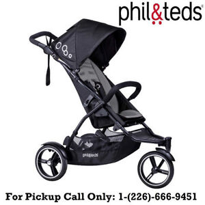 NEW Phil & Teds Navigator 2 Stroller - ** BRAND NEW IN BOX **