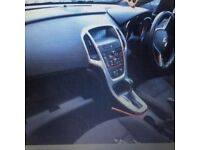VAUXHALL ASTRA 2.0 SRI CDTI 5d AUTO 163 BHP (white) 2013