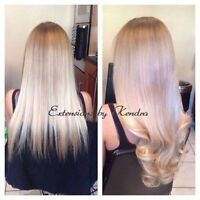 Hair Extensions!~ Now accepting new clients!~Book with the best!