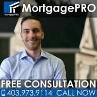 Job,credit, down-payment issues? MortgagePRO Ltd.