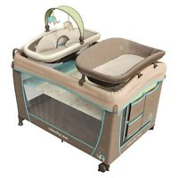 ingenuity washable pack and play/ crib