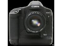 canon eos 1d mk2 camera