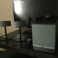 BOSE C5 -awesome subwoofer!!!
