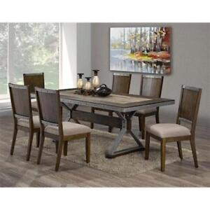 SOLID WOOD DINING SET SALE (ND 3)