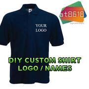 Company Logo Polo Shirt