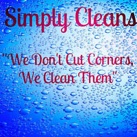 """""""Simply Cleans"""" Cleaning Services"""