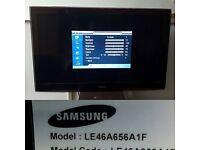 SAMSUNG LE46A656A1F 46 INCH HD LCD TV