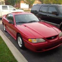 1995 ford mustang 132K