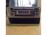 Honda Civic EP3 OEM car stereo