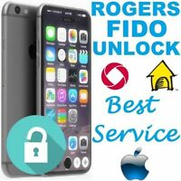 Iphone factory unlocking (Rogers/Fido/Telus/Koodo/Bell/Virgin)