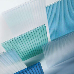 Polycarbonate sheets (Twinwall and Solid panels)