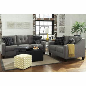 Ashley Furniture – Sofa, Loveseat, chair or sectional (Brindon)