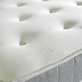 """Sameday Day Of Choice Delivery """"HALF PRICE SALE Factory Direct MEMORYFOAM MATTRESS for Double Bed"""