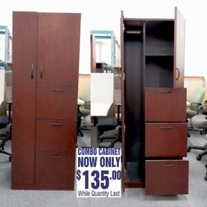 OFFICE COMBO CABINETS