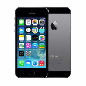 BRAND NEW SEALED IN BOX APPLE IPHONE 5S 16GB SPACE GREY/SILVER