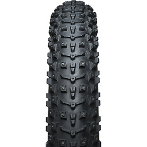 STUDDED FAT BIKE TIRE 45NRTH Dillinger 5, GOOD AS NEW. 700$ NEW