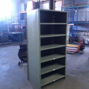 Heavy Duty Industrial Shelving Units - very strong! 2' x 3'
