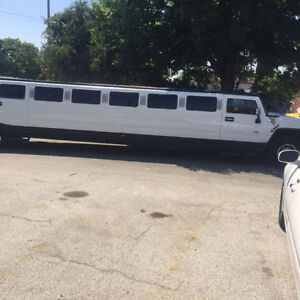 Selling a HUMMER Stretch Limo today - GREAT DEAL