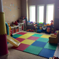 Home daycare north Oshawa has 1 spot just for  Monday & Tuesday