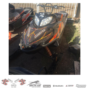 PRE-OWNED ARCTIC CAT 2006 M7 162 @ DON'S SPEED PARTS