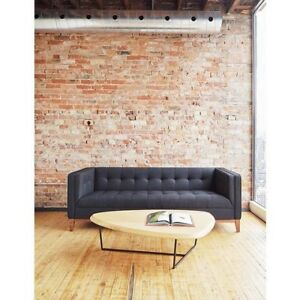 GUS MODERN l ATWOOD SOFA    LIKE NEW!!!