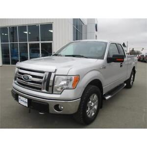 2009 Ford F-150 XLT Supercab 4x4