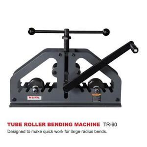 TR-60 Manual Tube Pipe Roller Bender