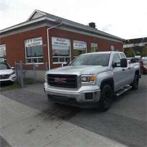 GMC SIERRA 1500 2014 4WD DOUBLE CAB STANDARD BOX**SATELLITE ET+