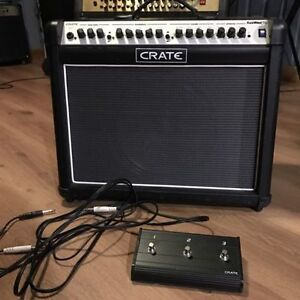 Crate flexwave 65/112 w/ foot pedal