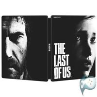 The last of us steel case RARE collectible + GAME for PS3