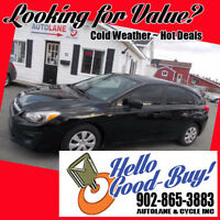 2012 Subaru Impreza Hatchback AWD Subaru Quality Only 92000K Bedford Halifax Preview