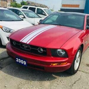 2009 Ford Mustang Panoramic Moonroof B.Tooth A/C Clean clearance