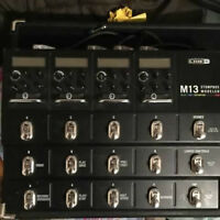 Line 6 M13 effects processor and expression pedal
