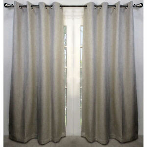 Curtains - Couture woven blackout insulated Kitchener / Waterloo Kitchener Area image 1