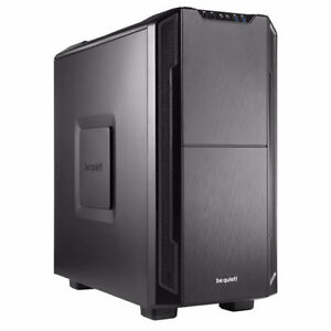 Be Quiet! Silent Base 600 w/ extra fans