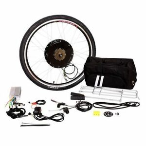 Rear Wheel 48V 1000W Electric Battery Powered Bicycle Motor Con