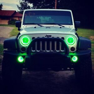 Jeep and truck custom lights install  Cambridge Kitchener Area image 1