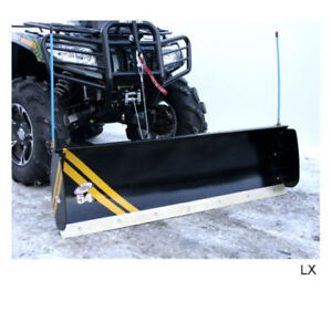FULL SNOW PLOW SYSTEMS, BLADE, PUSH TUBE, BIKE SPECIFIC MOUNT