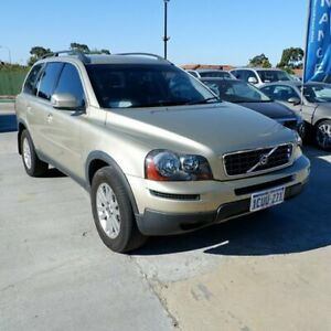 2008 Volvo XC90 P28 MY08 LE Gold 6 Speed Sports Automatic Wagon St James Victoria Park Area Preview
