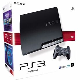 Sony PlayStation 3 160GB Boxed Console